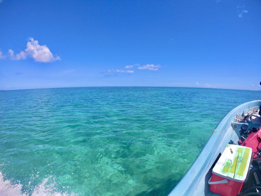 恩納村ボートファンダイビング